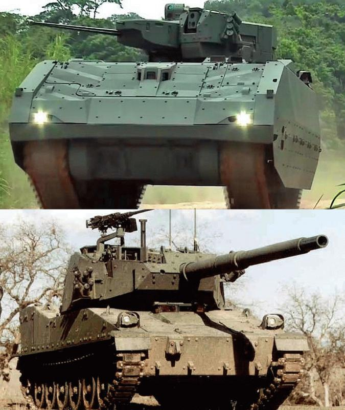 New US Army Light Tank Fast Tracked For Deployment In 2025